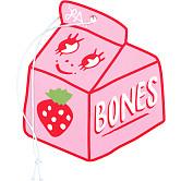 BONES WHEELS Lizzie Armanto Air Freshener Pink Strawberry