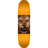 "MINI LOGO CHEVRON ANIMAL ""14"" SKATEBOARD DECK 291 LION - 7.75 X 31.08"