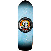 Powell Peralta Orange Pool Light Ripper Skateboard Deck - 10 x 32.375