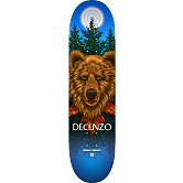 Powell Peralta Pro Scott Decenzo Bear Skateboard Deck - Shape 248 - 8.25 x 31.95