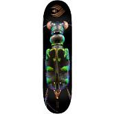 Powell Peralta Flight® Skateboard Deck BISS Tiger Beetle - Shape 248 - 8.25 x 31.95