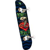 Powell Peralta Cobra Flight® Custom Complete Skateboard - 9.265 x 32