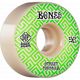 BONES WHEELS STF Skateboard Wheels Patterns 52 V2 Locks 99A 4pk