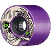 Powell Peralta Kevin Reimer Skateboard Wheels 72mm 75A 4pk purple