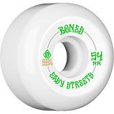 BONES WHEELS STF Easy Streets Skateboard Wheels V5 Sidecut 54mm 99a 4pk
