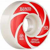 BONES WHEELS STF Skateboard Wheels Patterns 53 V1 Standard 103A 4pk