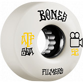 BONES WHEELS ATF Skateboard Wheels Filmers 52mm 80A 4pk