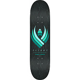 Powell Peralta Flight® Skateboard Deck Black Series - Shape 242 -  8 x 31.45