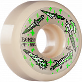 BONES WHEELS STF Skateboard Wheels Dark Days 52mm V5 Sidecut 99a 4pk