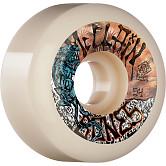 BONES WHEELS PRO STF Skateboard Wheels McClain Primal 54mm V6 Wide-Cut 99a 4pk