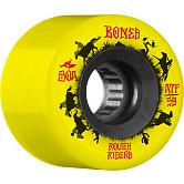 BONES WHEELS ATF Rough Rider Skateboard Wheels Wranglers 59mm 80a 4pk Yellow