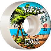 BONES WHEELS PRO STF Skateboard Wheels Cruz Buena Vida 52mm V2 Locks 103A 4pk