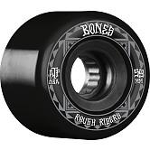 BONES WHEELS ATF Rough Rider Skateboard Wheels Runners 59mm 80a 4pk Black