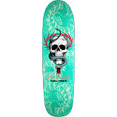 Powell Peralta McGill Skull And Snake Snakeskin FS Skateboard Blem Deck Mint - 8.97 x 32.38