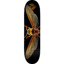 Powell Peralta Flight® Skateboard Deck BISS Potter Wasp - Shape 247 - 8 x 31.45