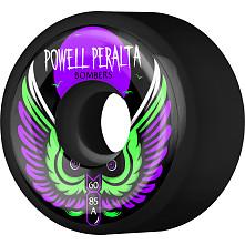 Powell Peralta Bomber Wheel 3 Black 60mm 85a 4pk