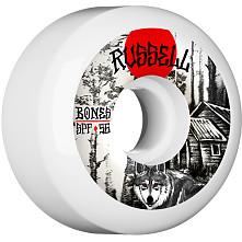 BONES WHEELS SPF Pro Russell Cabin Skateboard Wheel P5 56mm 104A 4pk