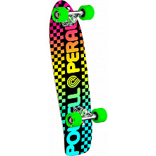 Powell Peralta Checker Cruiser 274 Skateboard Assembly - 8.24 x 25.38