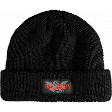 Powell Peralta Logo Beanie Black