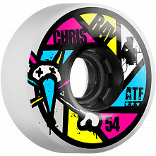 BONES WHEELS ATF Filmer Ray Aperture 54mm Wheel 4pk