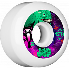 BONES WHEELS STF Pro Homoki Gecko 53mm 4pk