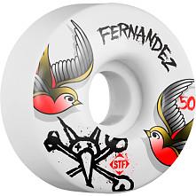 BONES WHEELS STF Pro Fernandez Sparrow 50mm 4pk