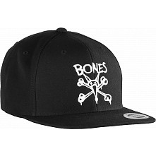 BONES WHEELS Wool Vato Op Snap Back Cap