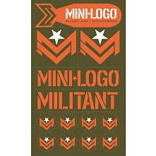 Mini Logo 2 Single Sticker