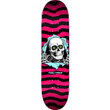 Powell Peralta Ripper Skateboard Blem Deck Pink 242 K20