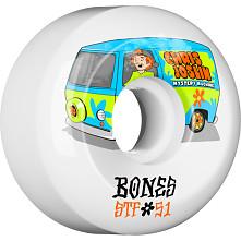 BONES STF Pro Joslin Shaggy 51x30 V5 Skateboard Wheel 83B 4pk