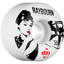 BONES WHEELS STF Pro Raybourn Hepbourn 55mm (4 pack)