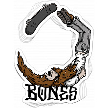 BONES WHEELS Scorpion Sticker 20pk