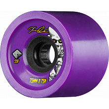 Powell Peralta Pro Kevin Reimer Skateboard Wheel 75mm 75A 4pk Purple