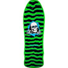 Powell Peralta Ripper Geegah Deck Green - 9.75 x 30