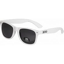 BONES WHEELS Sunglasses White