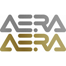 Aera Trucks '3' STICKER 2X4 EACH