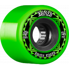 BONES WHEELS ATF Rough Rider Skateboard Wheels Runners 56mm 80a 4pk Green