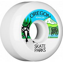 BONES WHEELS SPF Pro Kowalski Parks 54mm Wheel 4pk