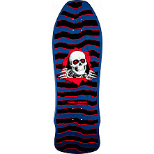 Powell Peralta Gee Gah Ripper Skateboard Deck Blue - 9.75 x 30
