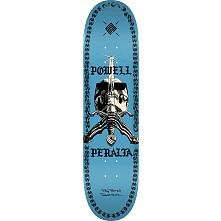 Powell Peralta SAS Chainz Skateboard Blem Deck Blue - 8.5 x 32.08