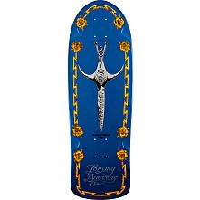 Bones Brigade® Tommy Guerrero OG Dagger Reissue Skateboard Deck Blue - 9.6 x 29.13