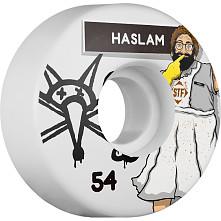 BONES STF Pro Haslam Lunch Lady 54x30 V3 Skateboard Wheel 83B 4pk