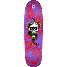 Powell Peralta Pro McGill Skull and Snake 02 Flight® Skateboard Deck - 9.01 x 32.45