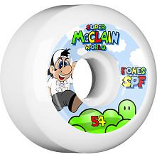BONES WHEELS SPF Pro McClain Super Skateboard Wheels P5 54mm 104A 4pk