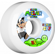 BONES WHEELS SPF Pro McClain Super Skateboard Wheels P5 55mm 104A 4pk