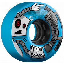 BONES WHEELS ATF Filmbot III 56mm Wheel 4pk