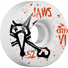 BONES WHEELS STF Pro Homoki Team Vato Op 52mm Wheels 4pk