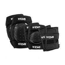 TSG Safety Elbow, Wrist and Knee Pad Set