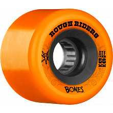 BONES WHEELS Rough Rider 56mm Orange Wheel 4pk