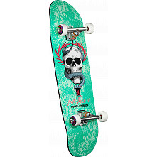 Powell Peralta McGill SAS Funshape Custom Complete Skateboard Purple - 8.97 x 32.38